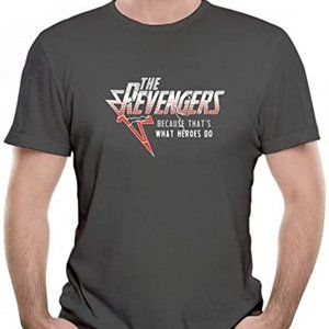 The Revengers Because Thats what Heroes Do T-Shirt